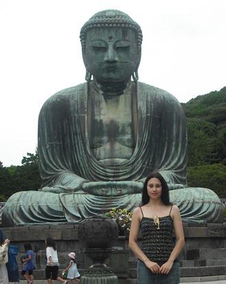 Япония Будда