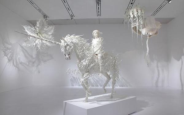 японские скульптуры Мотохико Одани3
