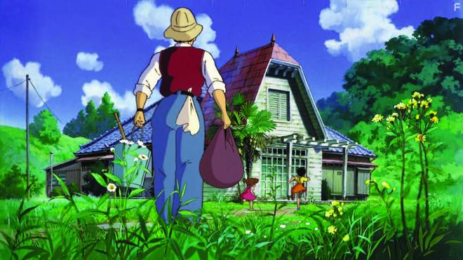 emeystvo_Kusakabe_iz_filma_Totoro_zhivet_v_Yaponii