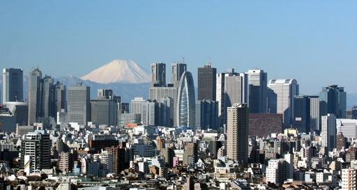 Tokio-Fudzi