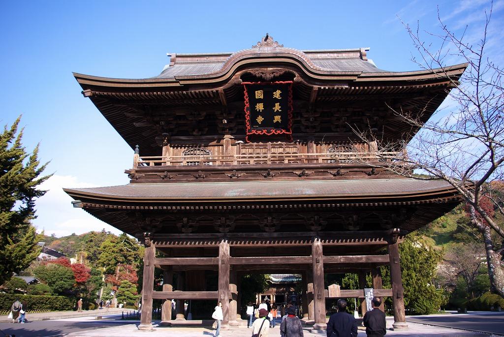 храм Кентёудзи