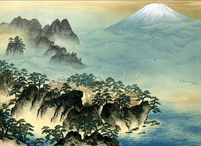 Yokoyama_Taykan_-_master_Nihonga_stilya