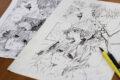 история-возникновения-манги-можно-ли-считать-её-современным-искусством?